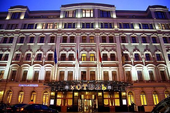hoteles maravillosos en ciudad de moscu 2
