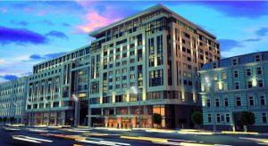 hoteles maravillosos en ciudad de moscu
